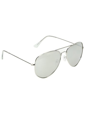 Empyre Opie Silver Aviator Shades