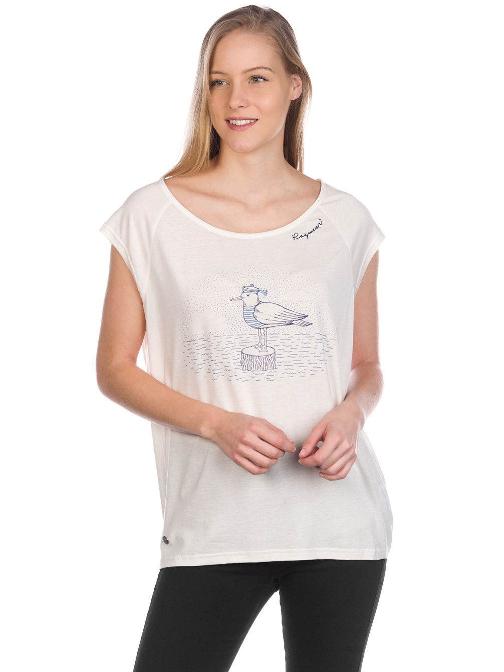 Sea Breeze Organic T-Shirt