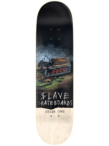 Slave Team Still Life 8.5'' Skate Deck