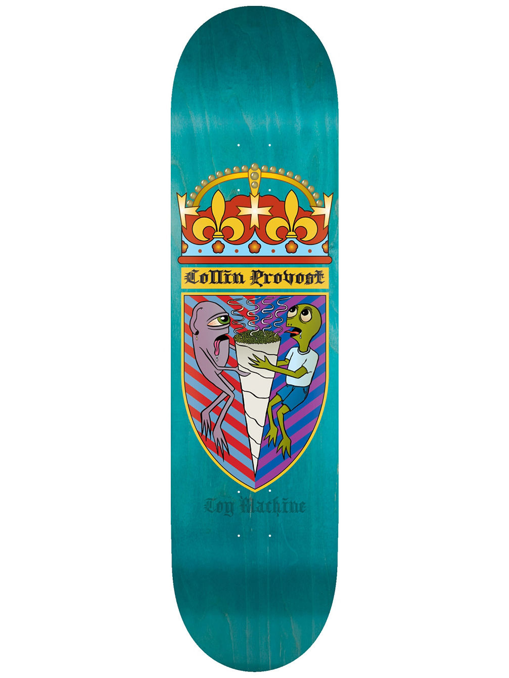 Provost Cone Of Arms 8.5 Skate Deck