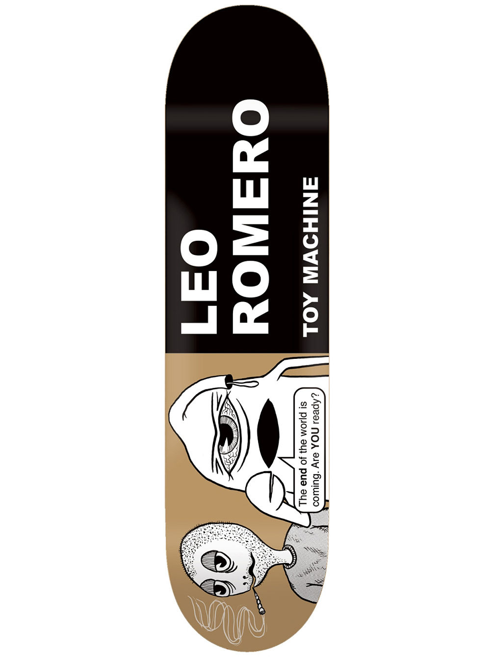 Romero Tracts 8.125'' Skate Deck