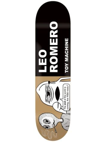 Toy Machine Romero Tracts 8.125'' Skate Deck