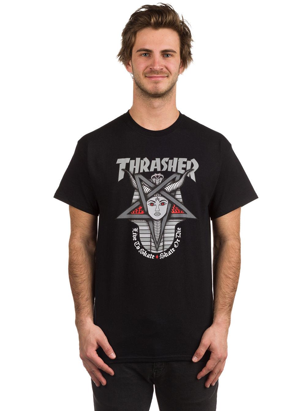 fc3500bfe705 Buy Thrasher Goddess T-Shirt online at Blue Tomato
