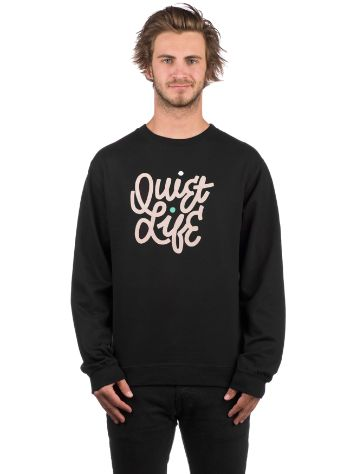 The Quiet Life Aussie Script Crewneck Sweater