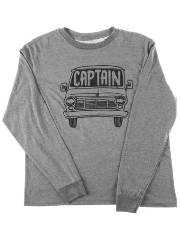 Captain Fin Vans Are Cool Long Sleeve T-Shirt