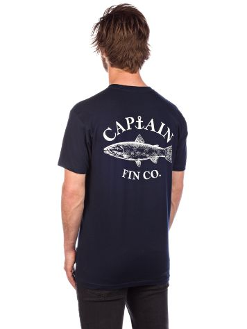 Captain Fin Fishy T-Shirt