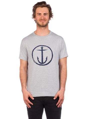 Captain Fin Original Anchor Premium T-Shirt