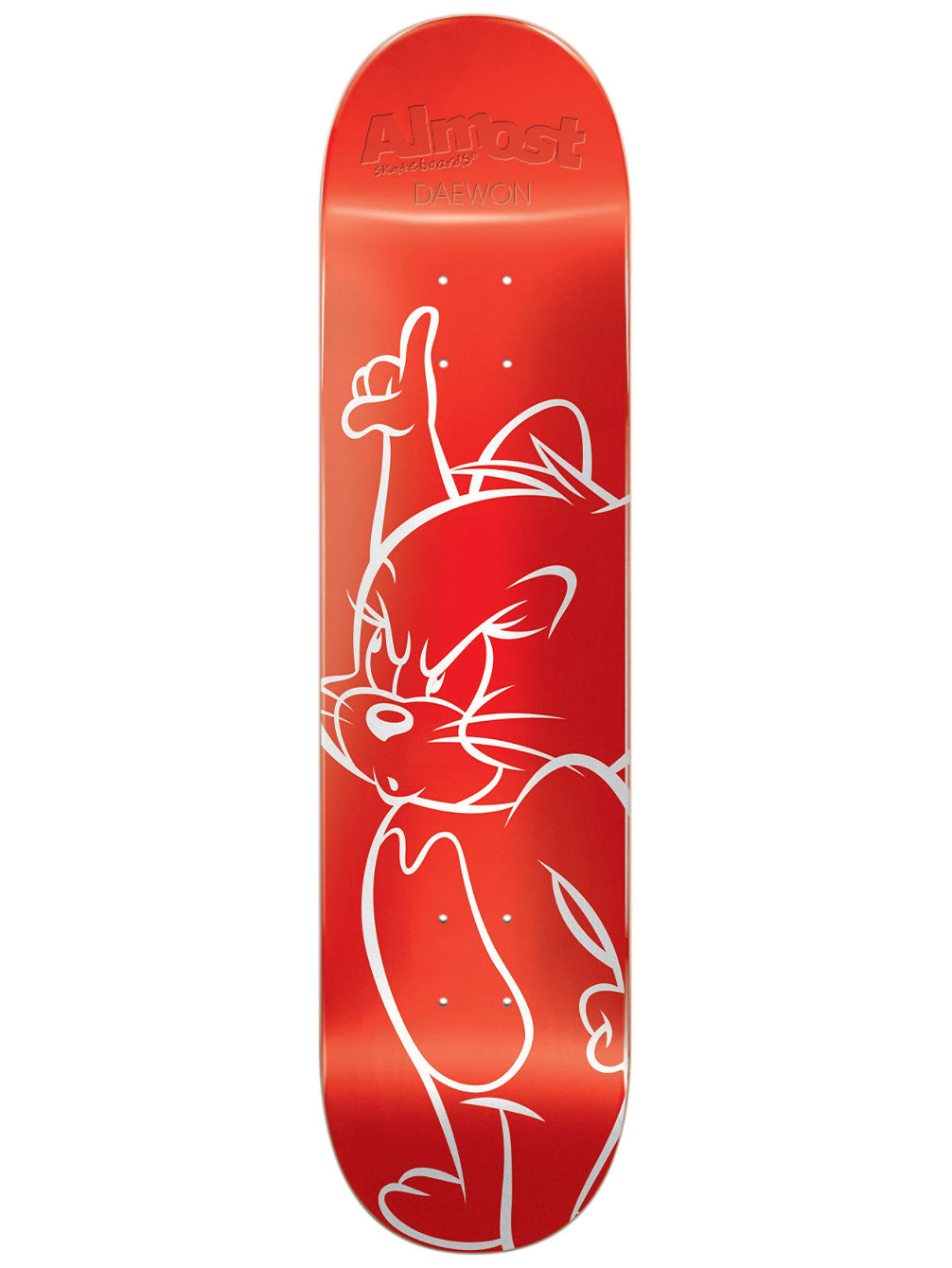 "Jerry White Lines R7 8.25"" Skate Deck"