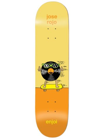 "Enjoi Dingleballdom R7 8.25"" Skate Deck"