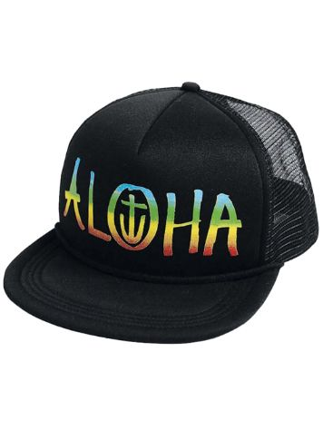 Captain Fin Hola Foam Trucker Hat Cap