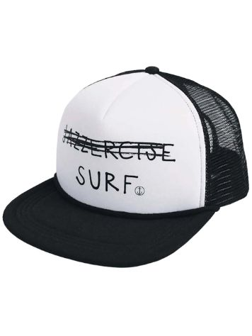 Captain Fin Jazzersurf Foam Trucker Hut Cap