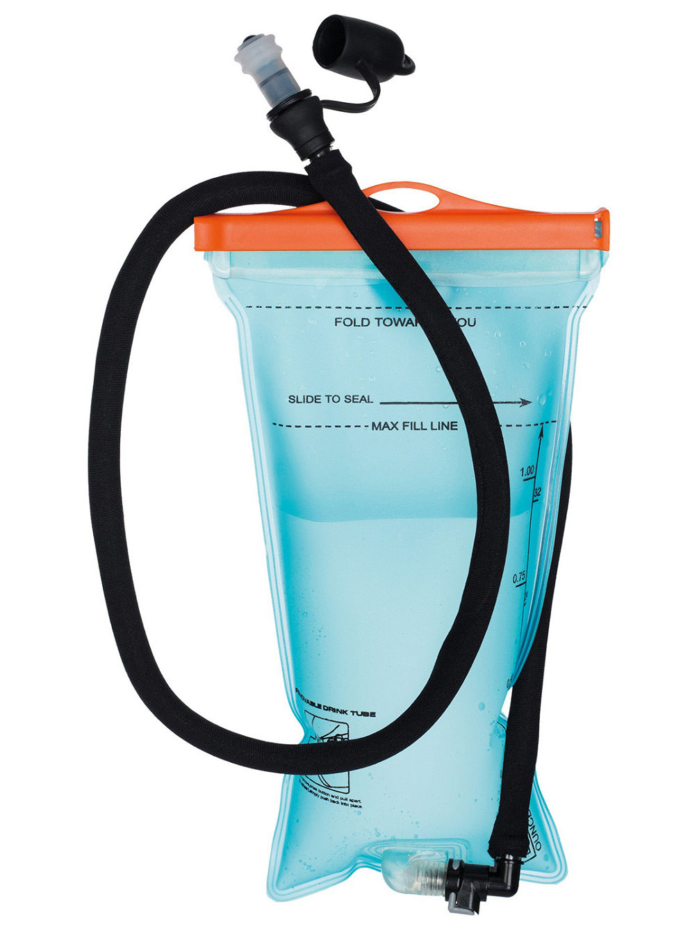 Drink Bubble 1L w Tube f. Hydration Vest