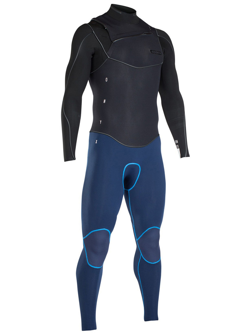 Onyx Select Semidry BS 3/2 FZ DL Wetsuit