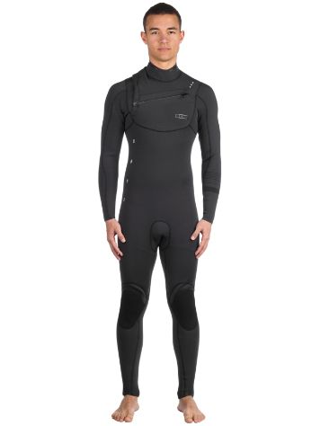 Ion Onyx Amp Semidry BS 3/2 FZip DL Wetsuit