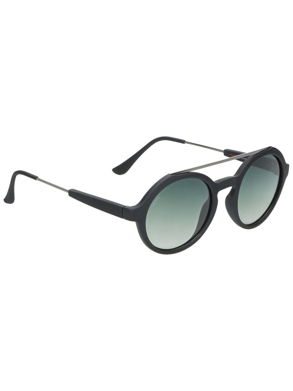 Retro Space Black Sonnenbrille