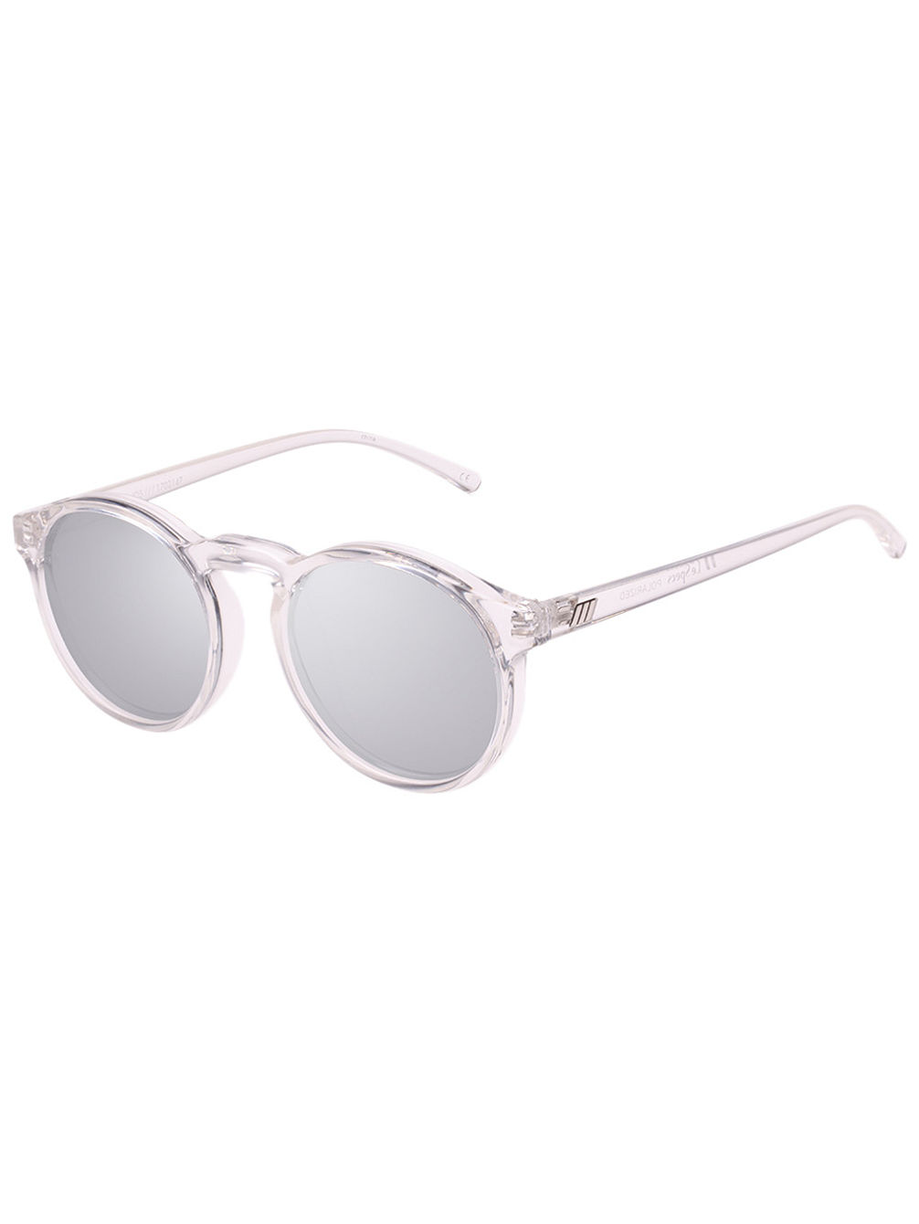 4c7ee341166a6 Buy Le Specs Cubanos Xtal Clear online at Blue Tomato