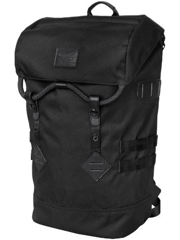 Doughnut Colorado All Black Series Backpack