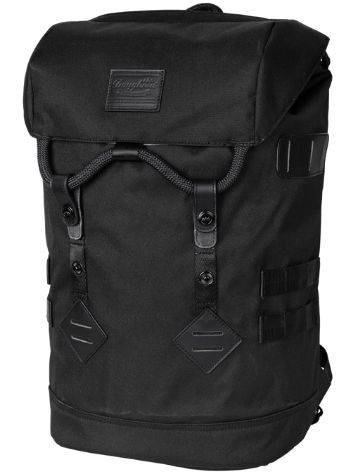 Doughnut Colorado Small All Black Series Rucksack