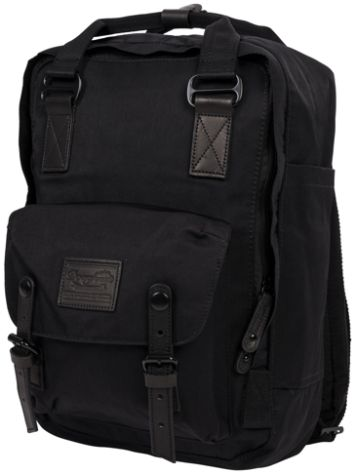 Doughnut Macaroon All Black Series Rucksack
