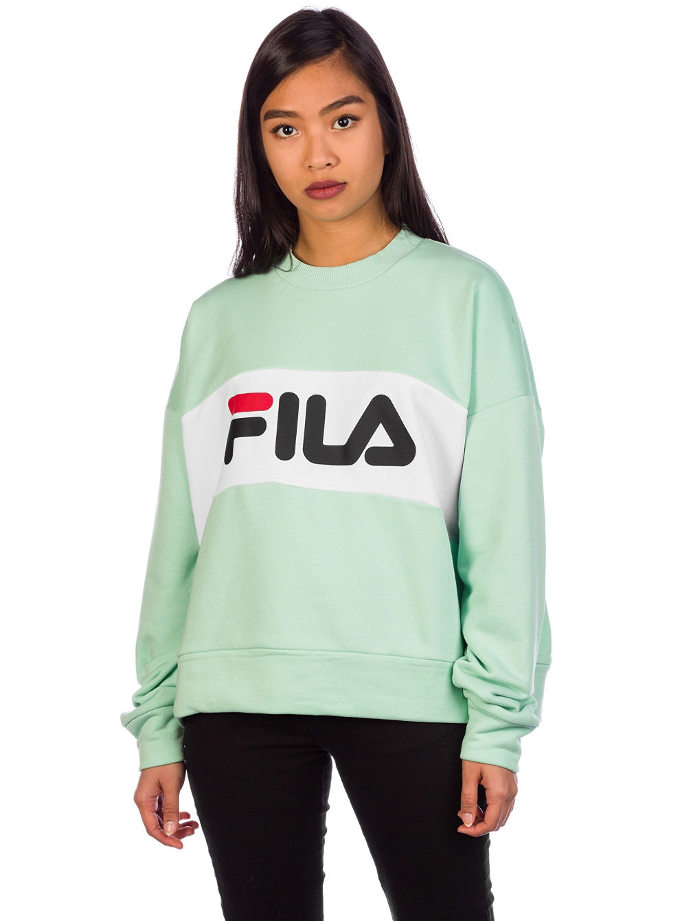 08cd0a642c5c Buy Fila Leah Crew Sweater online at Blue Tomato