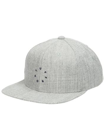 Upfront Ground Snapback Cap
