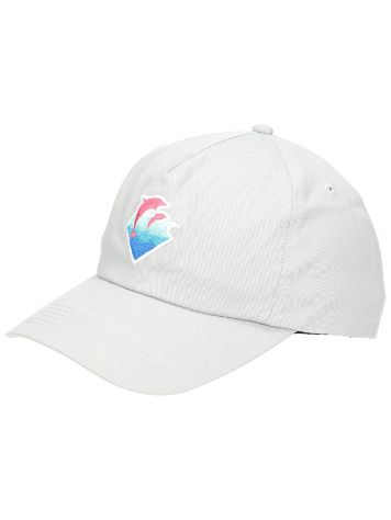 Pink Dolphin Wavesport Clipback Cap