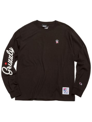 Grizzly X Champion Behind The Arch Long Sleeve T