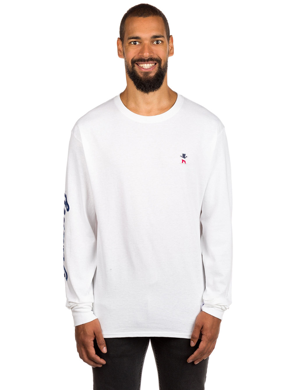X Champion Behind The Arch T-Shirt LS