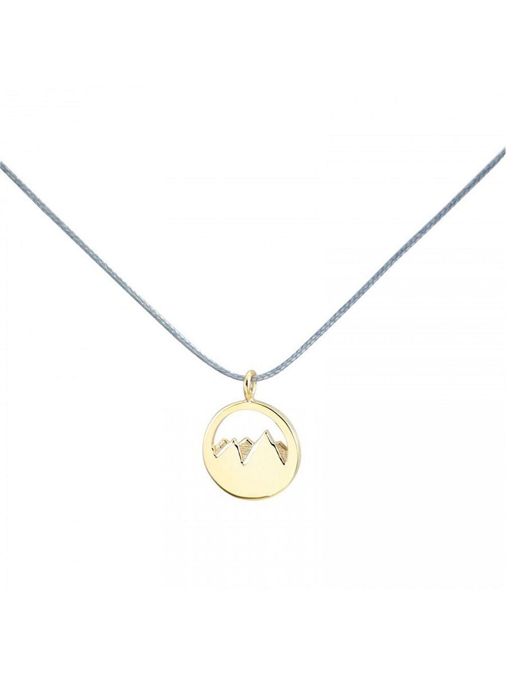 Mountains S Necklace