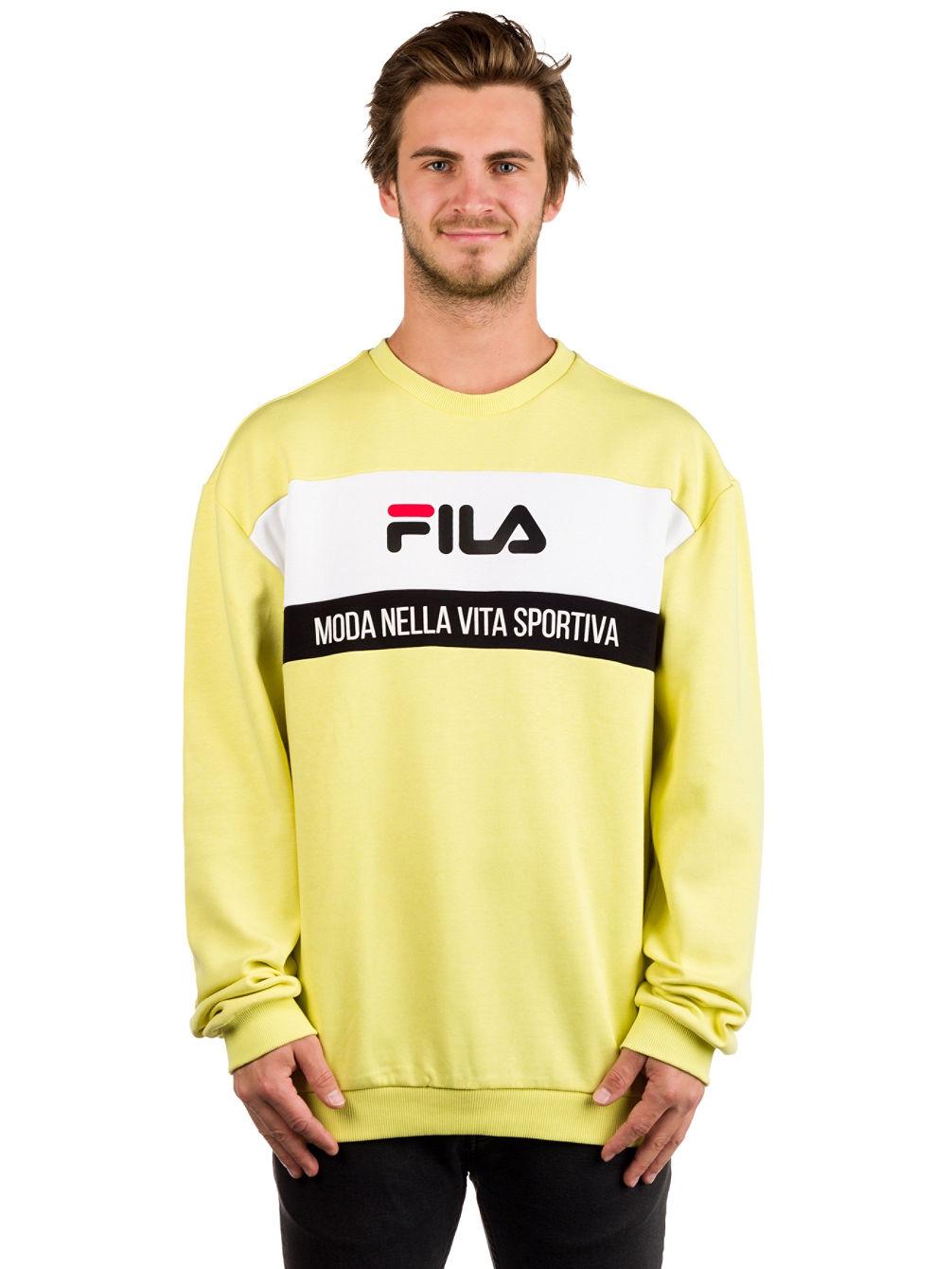 41602b49f93 Fila Steven Crew Sweater online kopen bij Blue Tomato