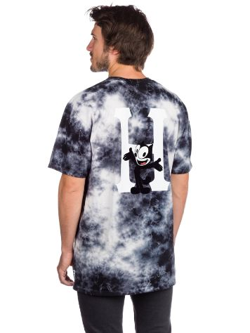 HUF X Felix The Cat Classic H Wash T-Shirt
