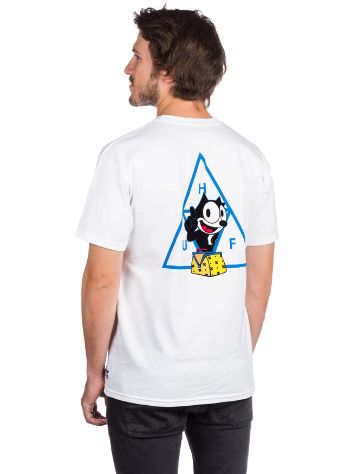 HUF X Felix The Cat Triple Triangle T-Shirt