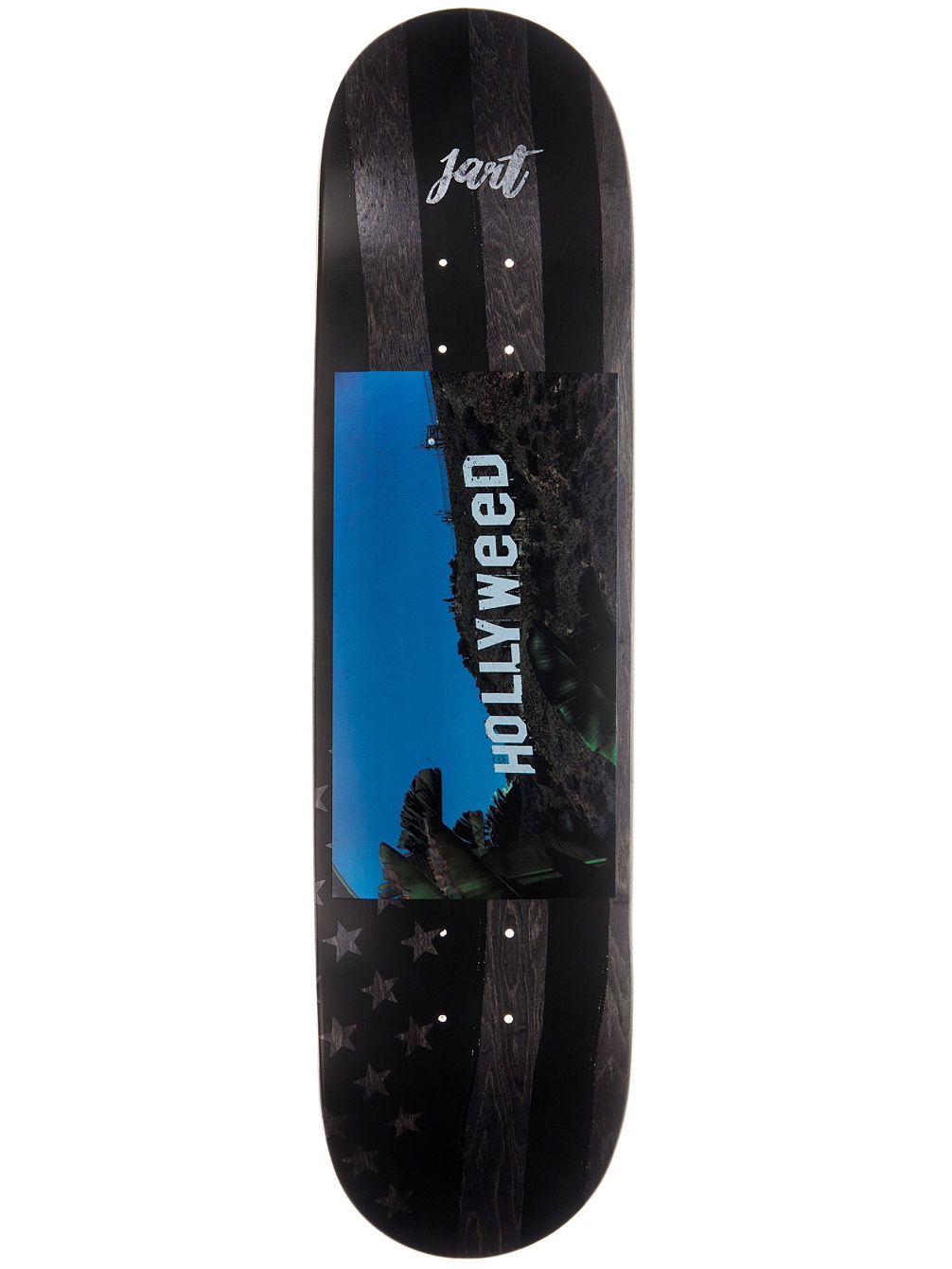 "Hollyweed 8.0"" HC Skate Deck"