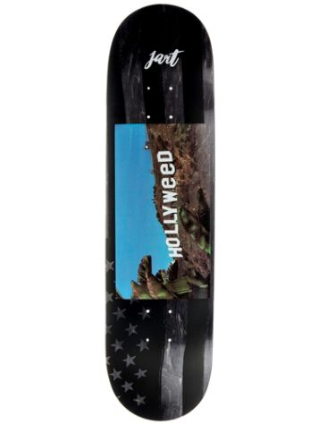 "Jart Hollyweed 8.125"" Skate Deck"
