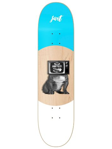 "Jart Mixed Up 8.125"" MPC Skate Deck"