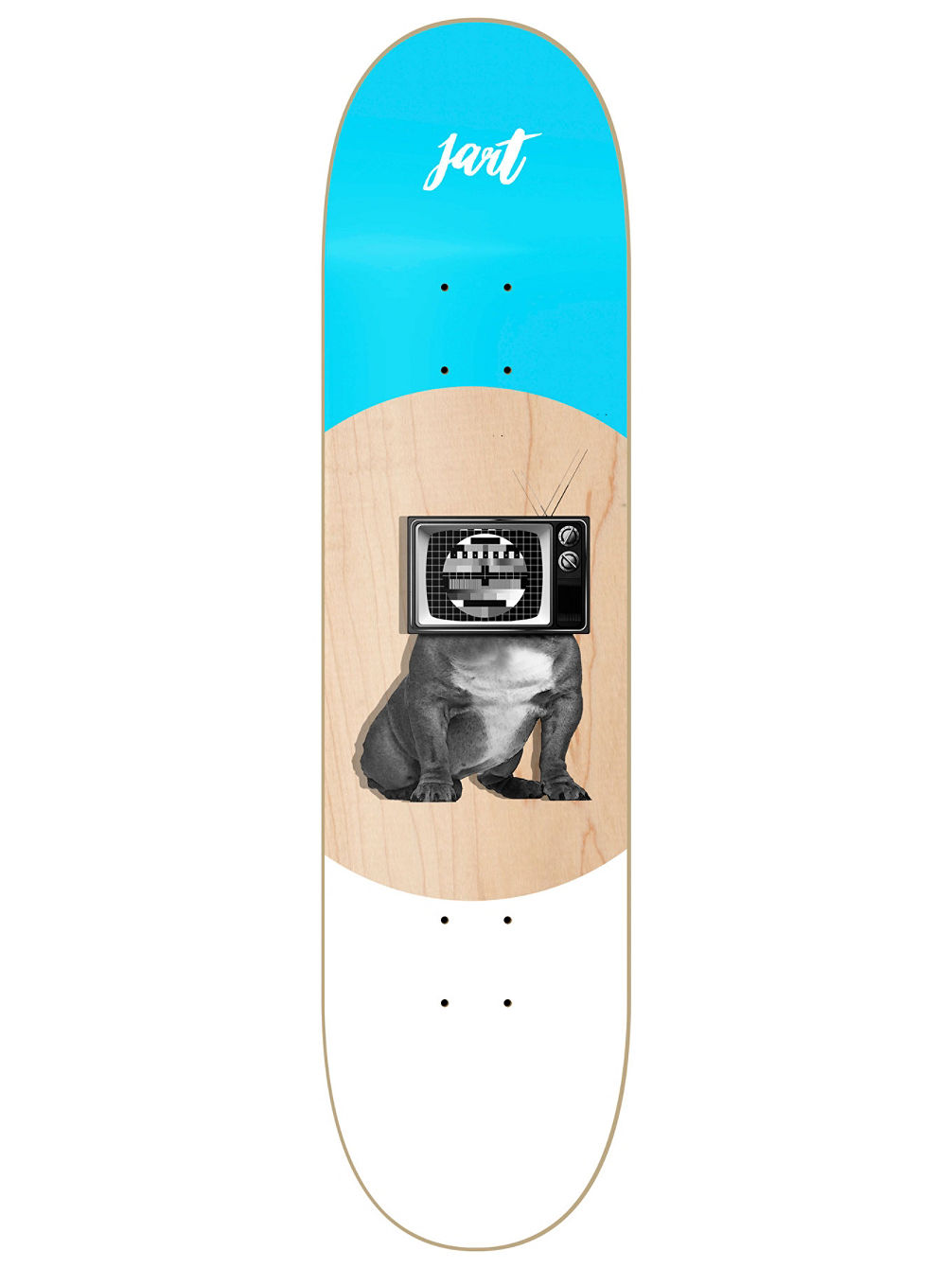 "Mixed Up 8.125"" MPC Skate Deck"
