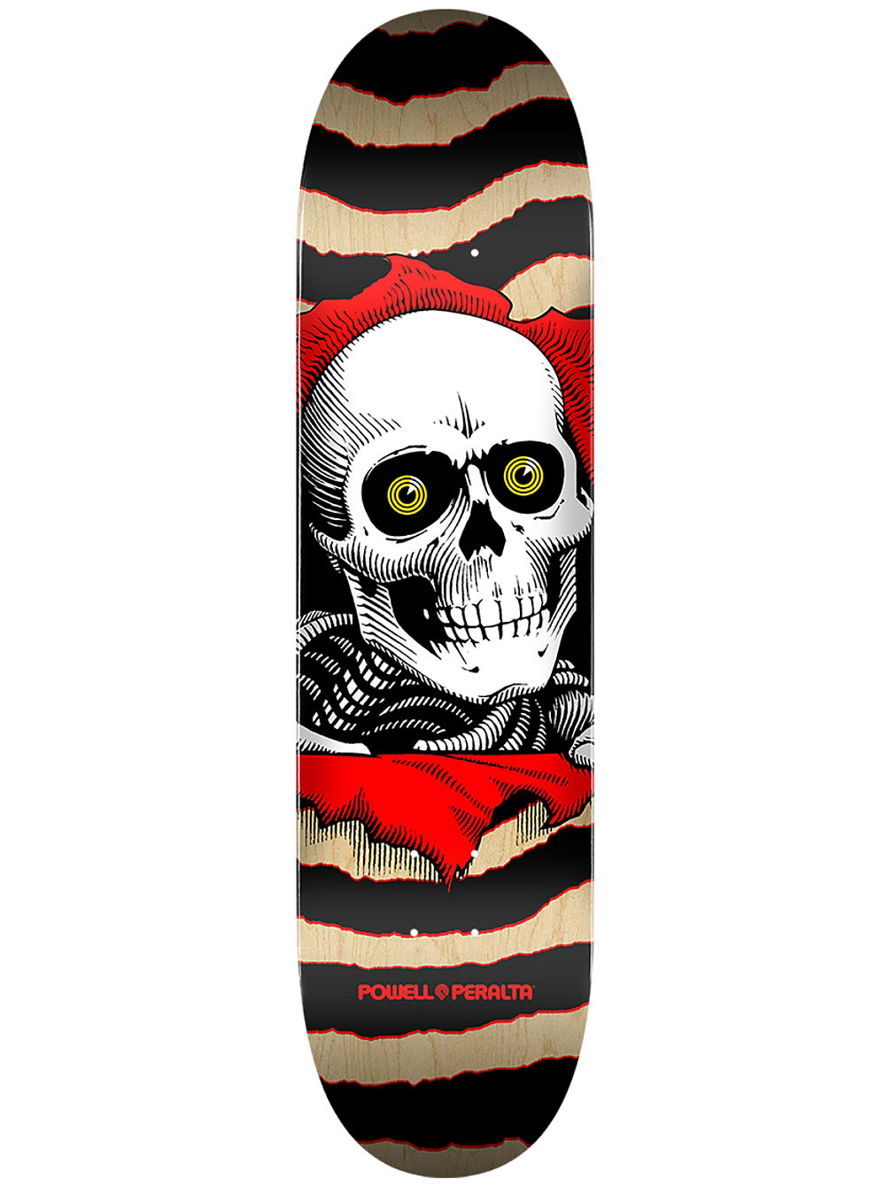 "Ripper Birch 8"" Skate Deck"