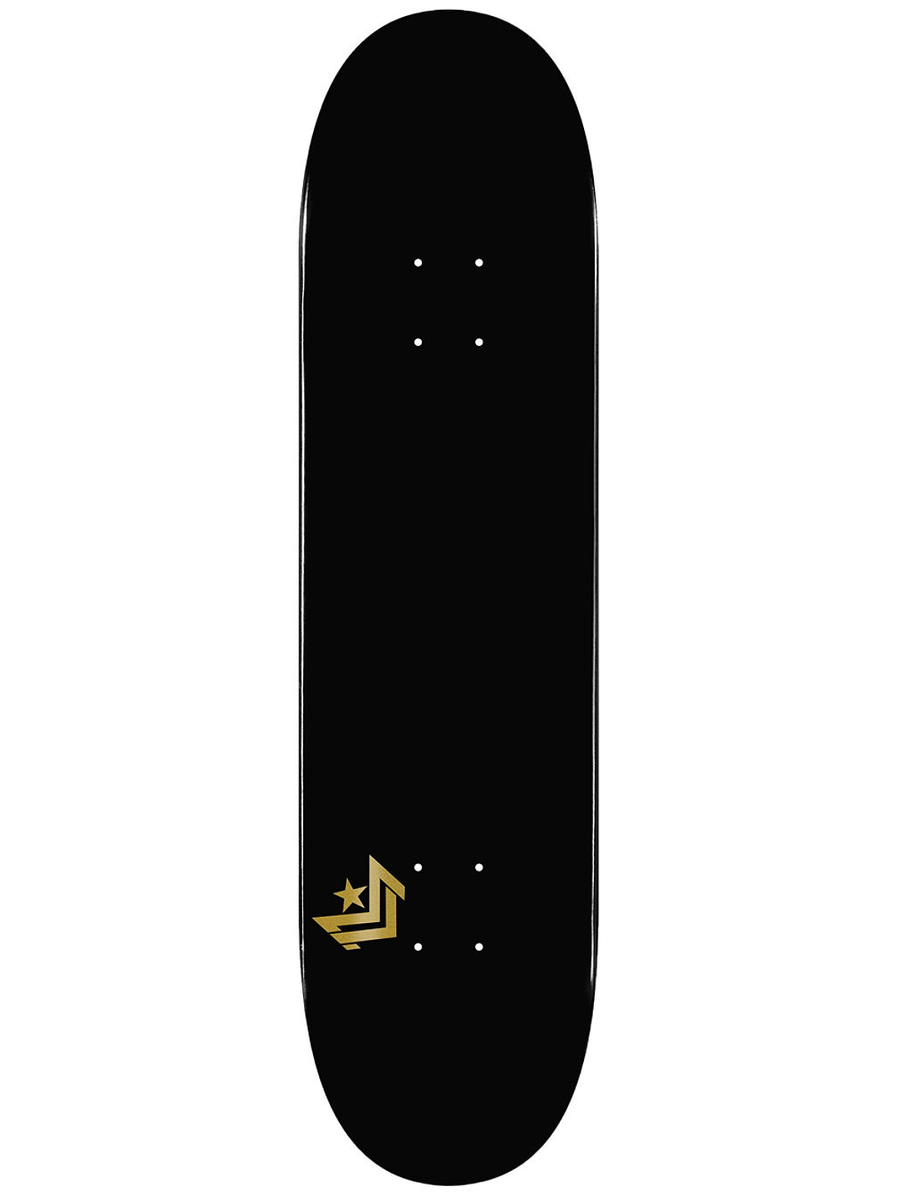 "Chevron Shape 242 K20 8""x31.45"" Skate Deck"