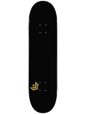 "Mini Logo Chevron Shape 242 K20 8""x31.45"" Skate Deck"