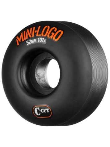 Mini Logo C-Cut #2 101A 52mm Wheels