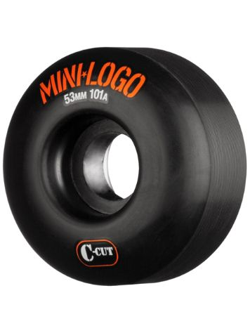 Mini Logo C-Cut #2 101A 53mm Wheels