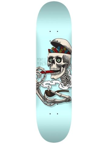 "Powell Peralta Curb Skelly Popsicle 8"" Skate Deck"