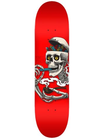 Powell Peralta Curb Skelly Popsicle 8.25 Skate Deck