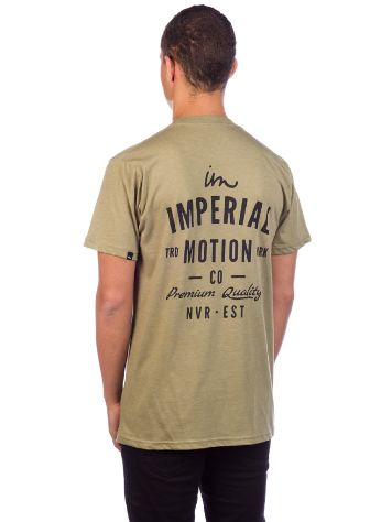 Imperial Motion Warrant Premium Camiseta