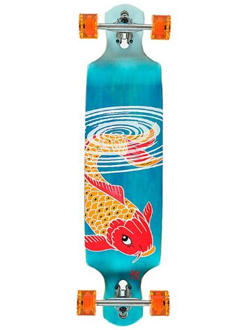 "Mercer Koi Ripples Double Drop 40"" Completo"