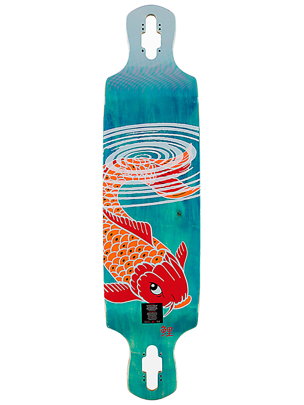 "Koi Ripples Double Drop 40"" Deck"