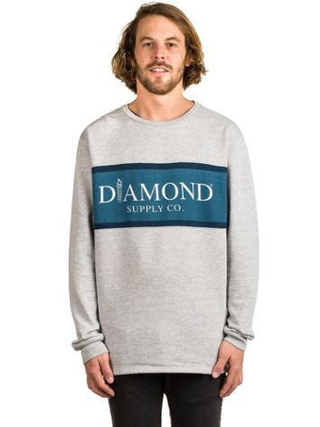 Diamond Mayfair Fleece Top Sweater