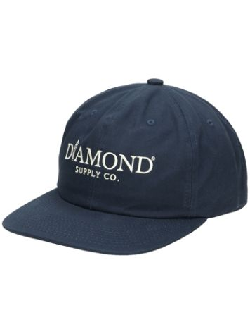 Diamond Mayfair Unconstructed Strapback Gorra
