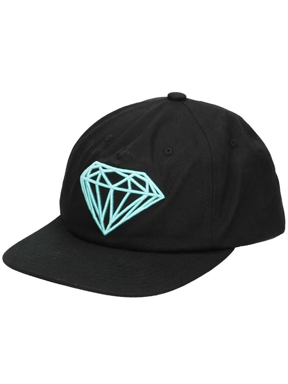 a7568f7c2a91eb Buy Diamond Brilliant Unconstructed Snapback Cap online at Blue Tomato