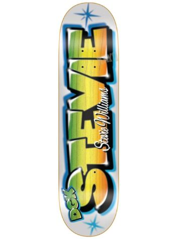DGK Williams Airbrush 8.0'' Skate Deck